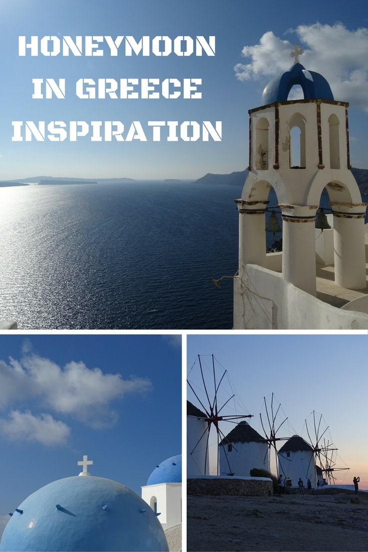 Planning your honeymoon and need travel inspiration. On this post, you will find the best places to spend your honeymoon in Greece and the Greek Islands . Click through to read more