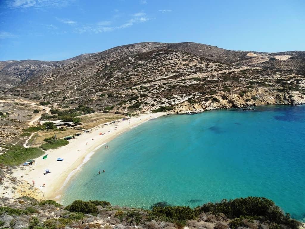Kedros Beach Donousa