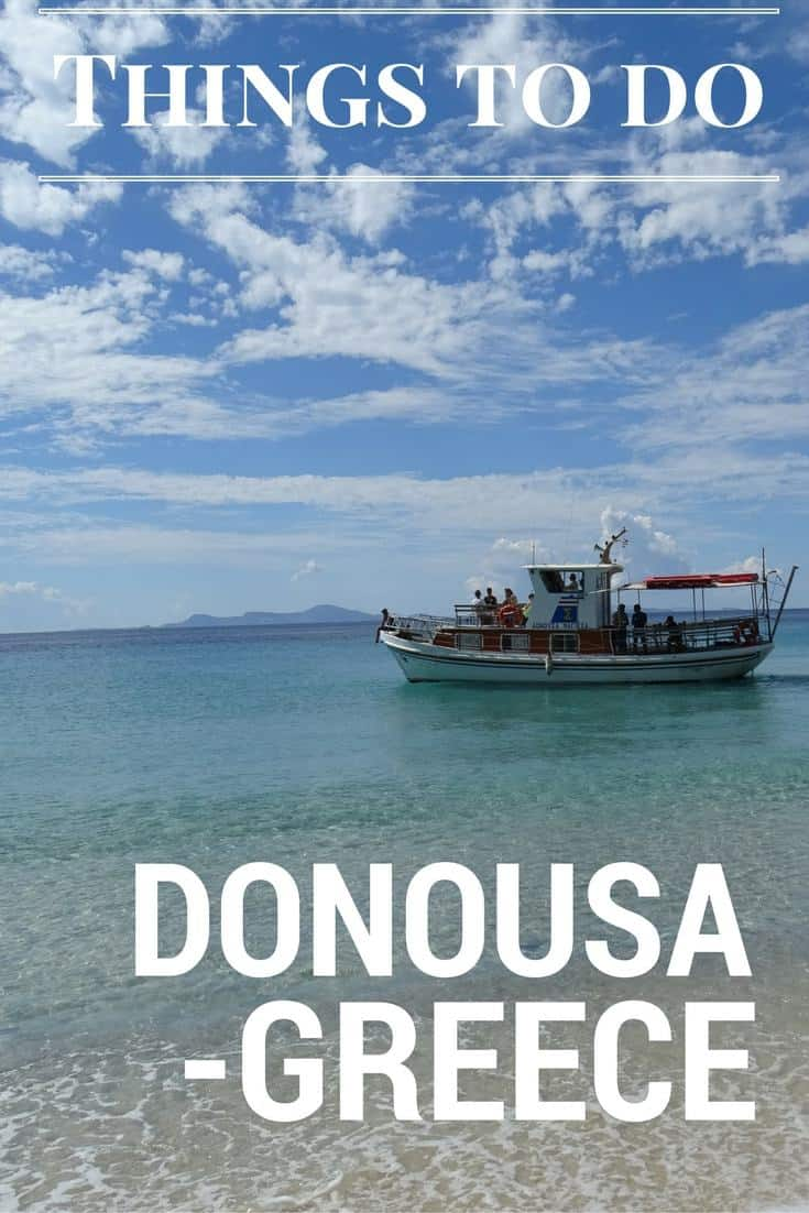 Planning a holiday in Donousa island in Greece? Read here the top things to do in Donousa, the best beaches, restaurants, bars and hotels. Click to read it