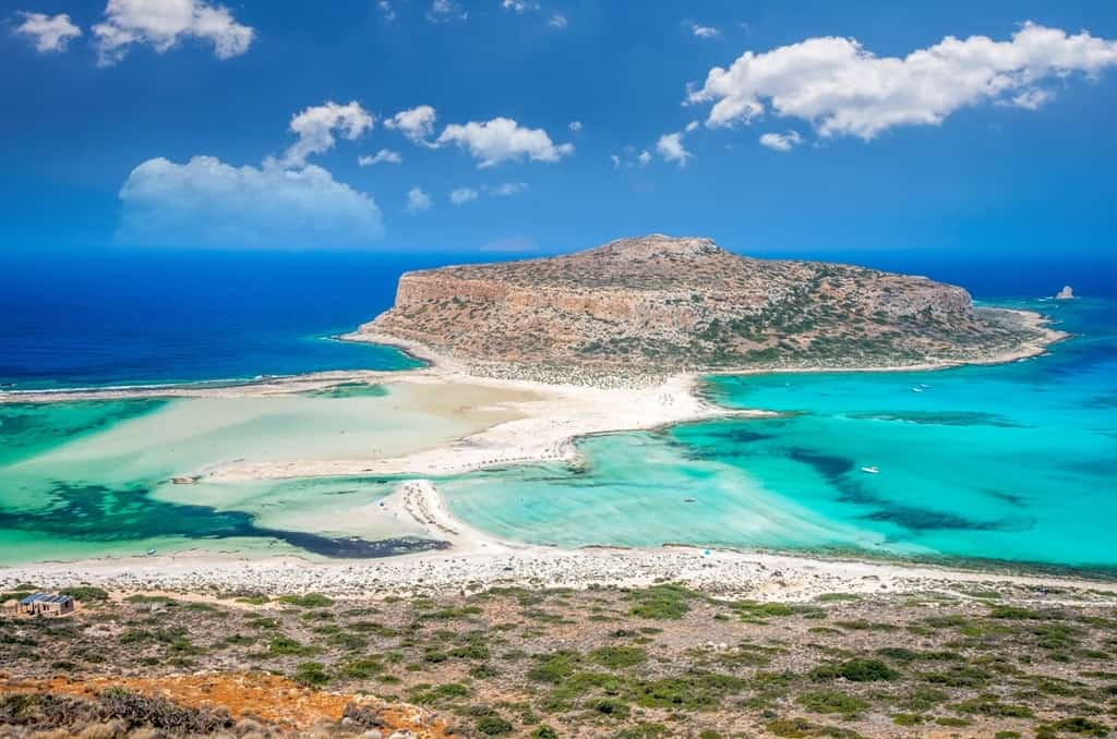 beaches in Chania region - Crete