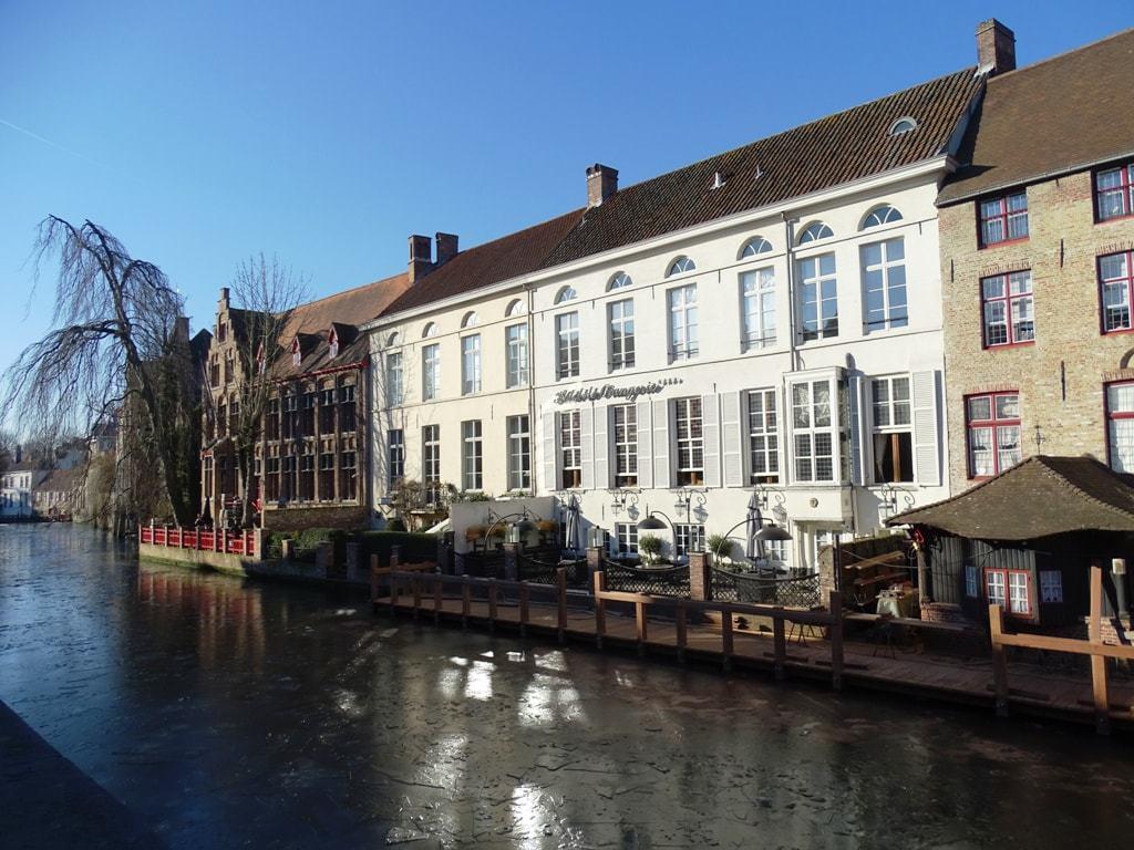 The Orangerie Hotel, Bruges