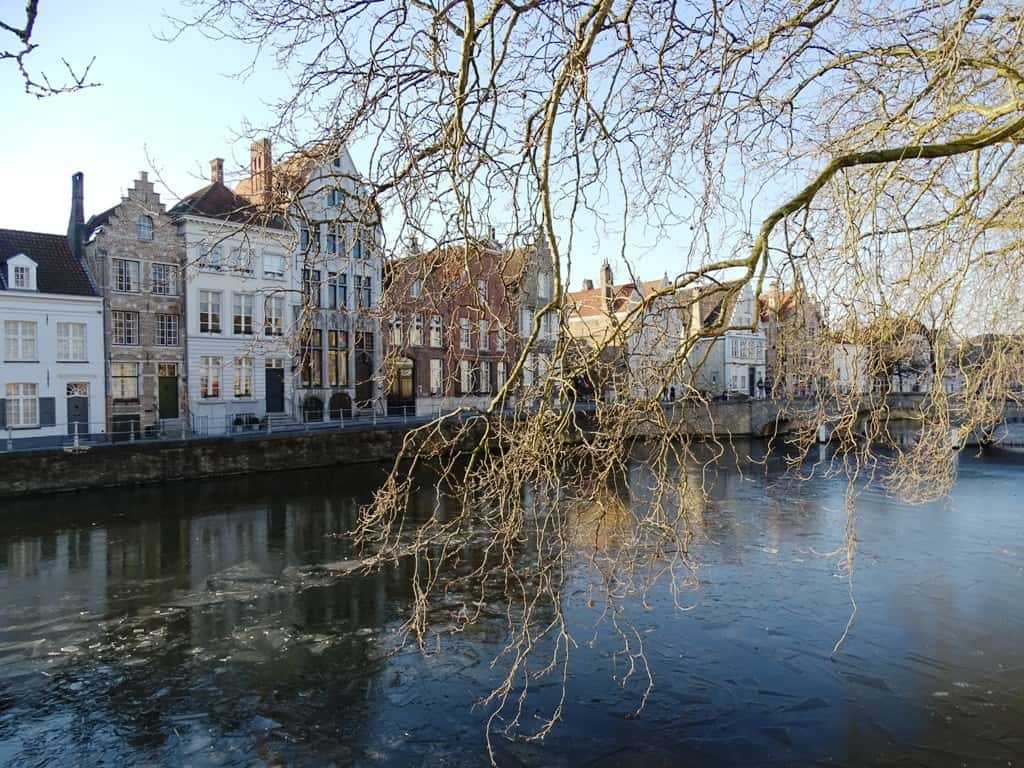 Ghent or Bruges