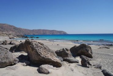 Kedrodasos beach, Crete