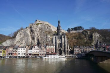 Collegiate Church of Our Lady, Dinant, Belgium