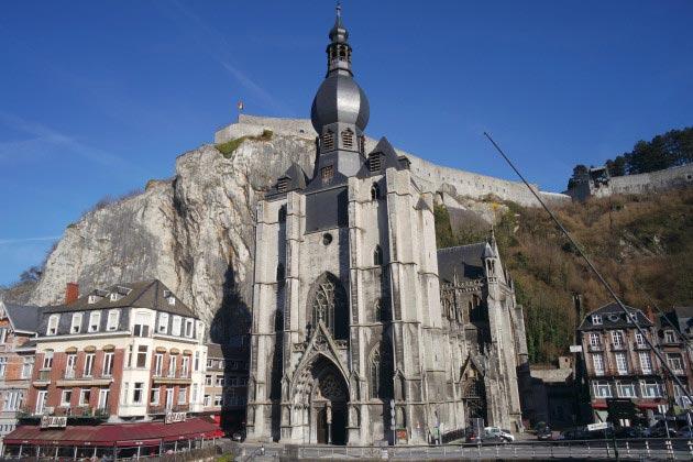 Collegiate Church of Our Lady, Dinant, Belgium