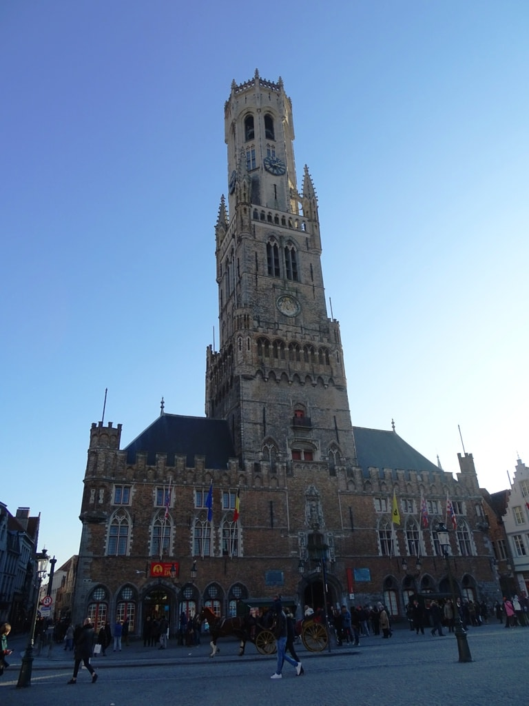 The Belfry in Bruges - things to do in Bruges