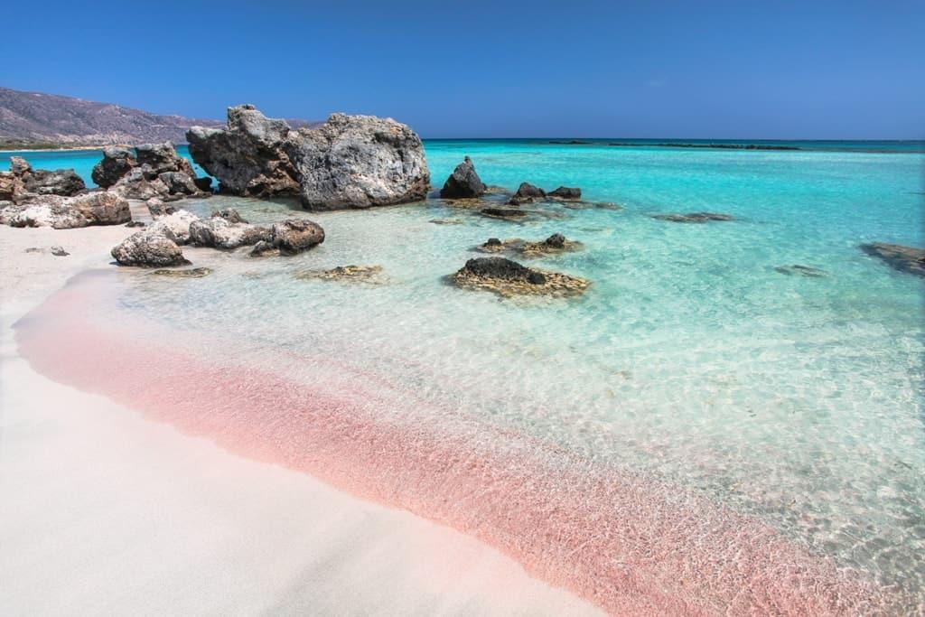 Beaches In Chania Region Crete