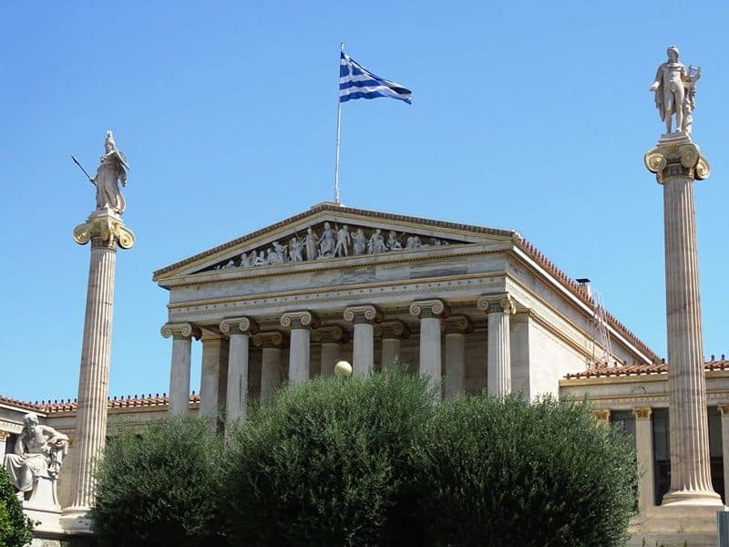 Athens-Academy
