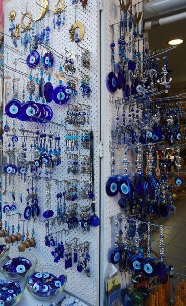 greek souvenirs - blue eye