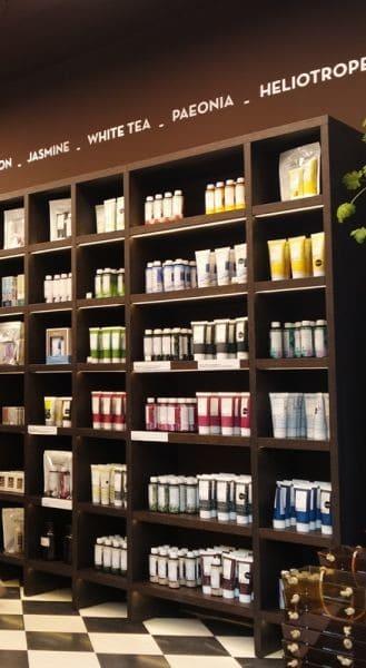 Greek souvenirs - Korres natural products