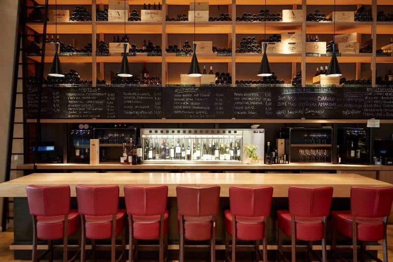 top Athens wine bars By the Glass