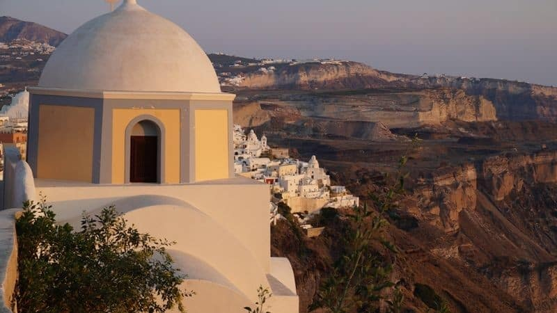churches in Santorini - What to do in Santorini