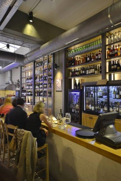top Athens wine bars Fabrica de Vino