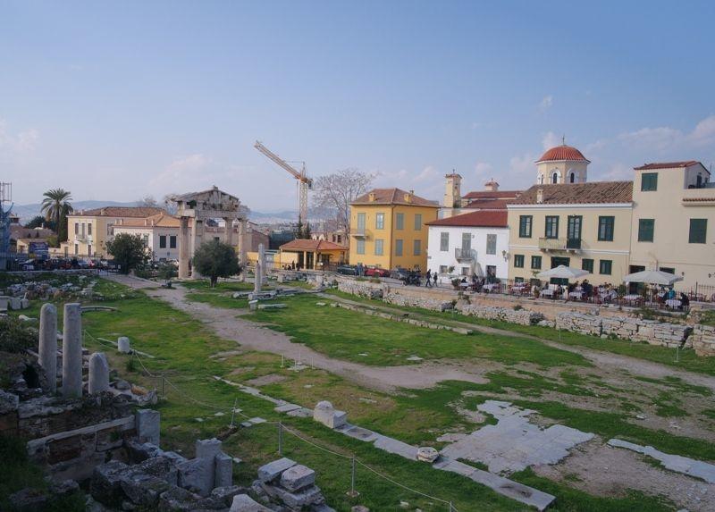 The Ancient Agora Athens