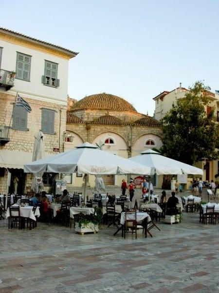 Syntagma Square Nafplio