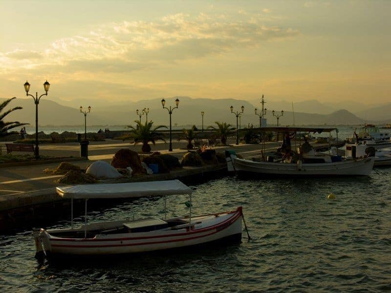 port Nafplio