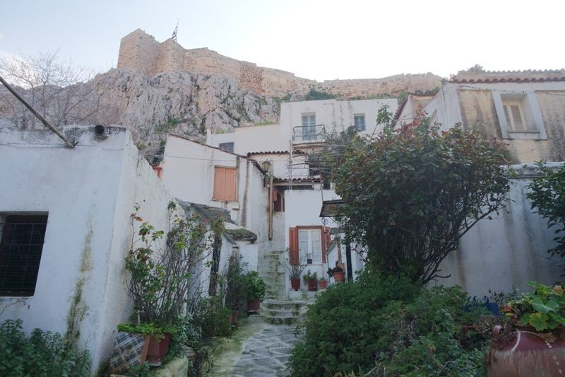 Top thing to do in Athens Anafiotica area in Athens
