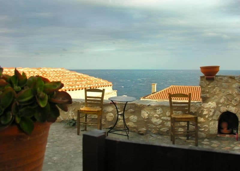 another beautiful view of Monemvasia