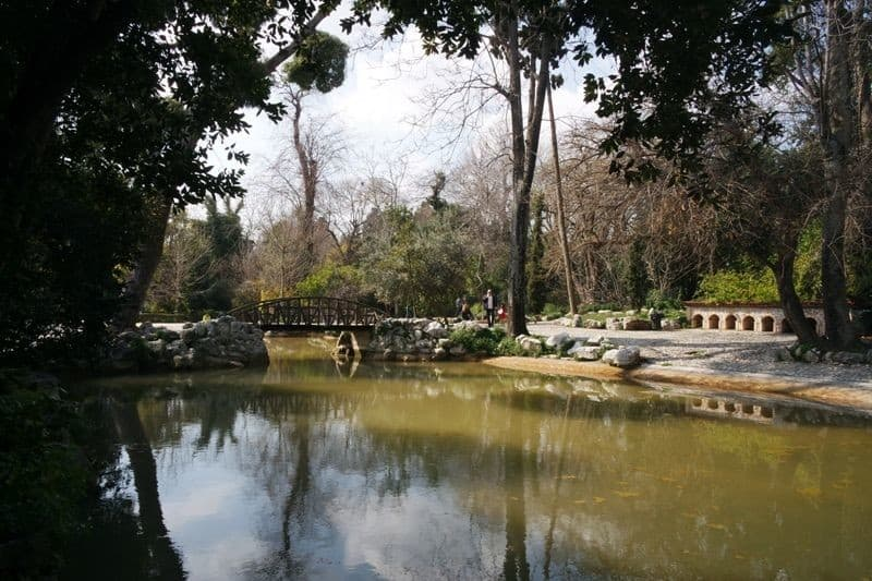 Top thing to do in Athens National Gardens Athens