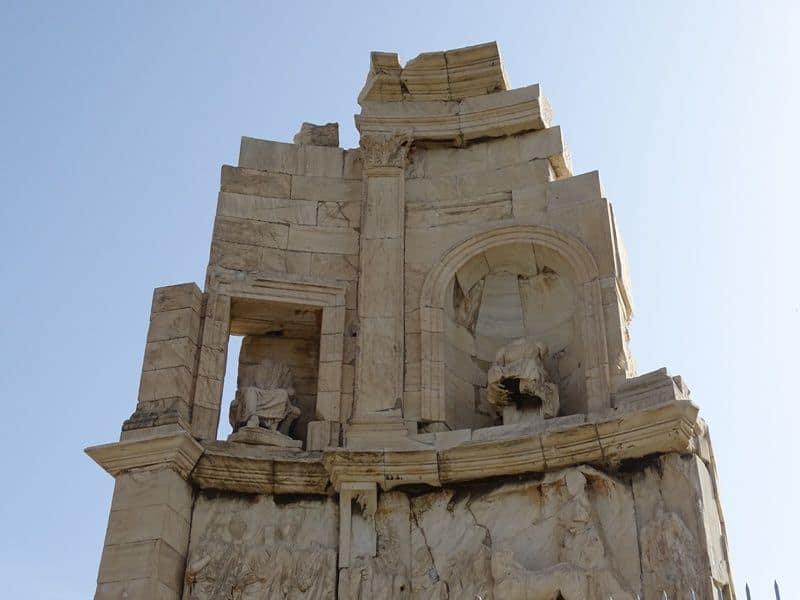 Philopappou Hill Monument