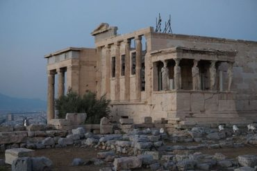 Things to do in Athens the Parthenon