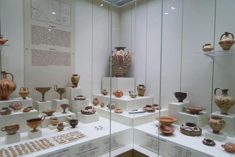 Archaeological Museum of Mycenae