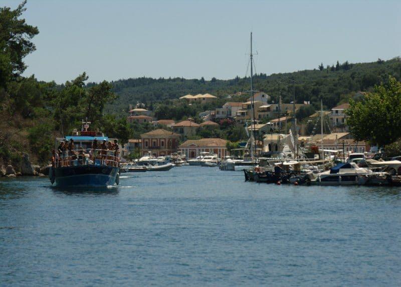Gaios, Paxos island