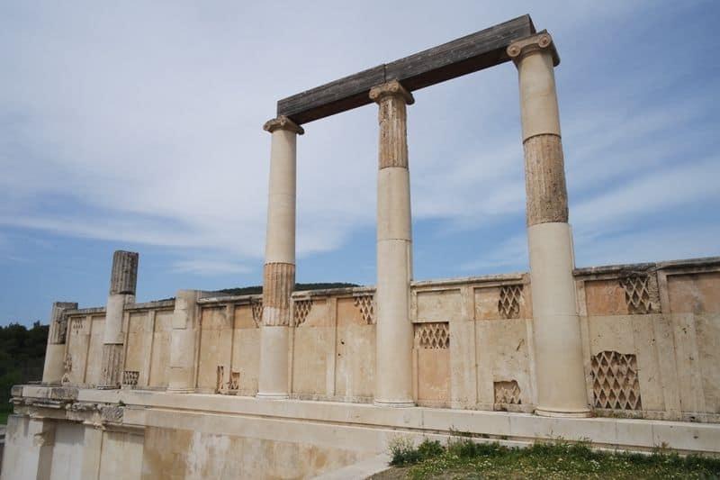 The-Abaton-or-Enkoimeterion-of-Epidavros