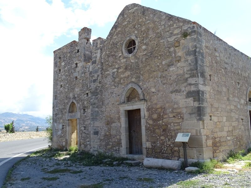 church of St.George of Phalandra