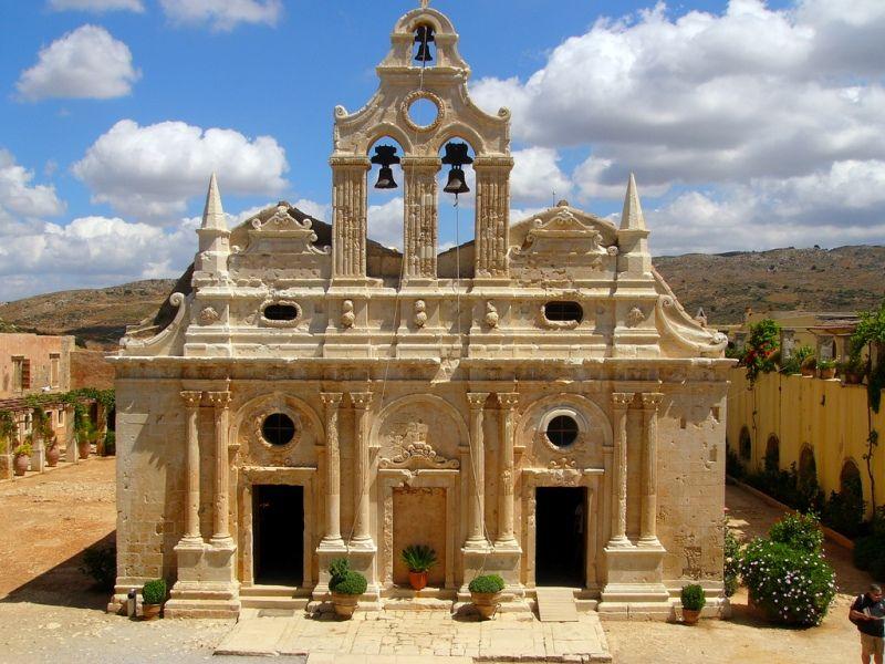 Arcadi-monastery