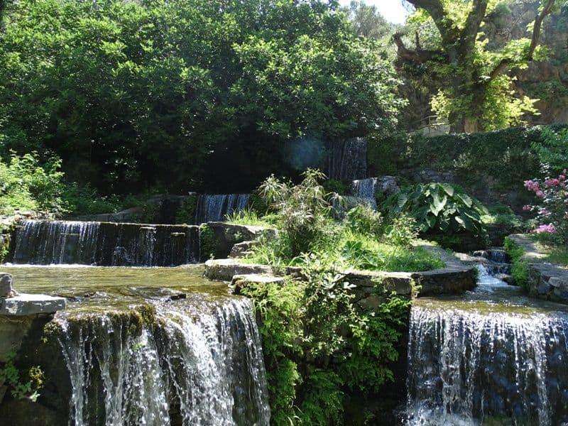 Argyroupoli waterfalls Rethymnon
