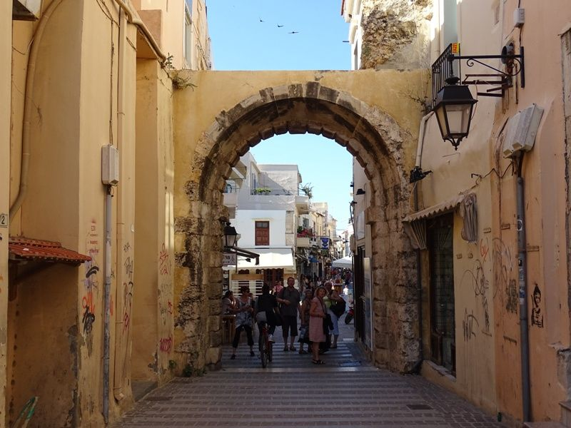 Guora Gate Rethymnon