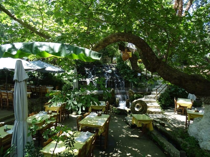 Taverna in Argyroupoli Rethymnon