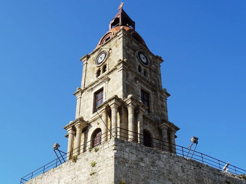 The Medieval Clock Tower