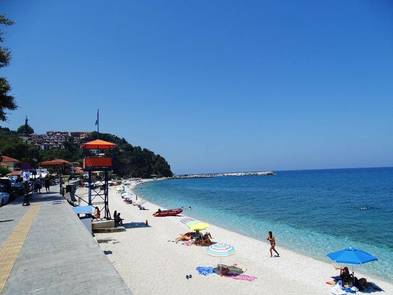 Agios Giannis beach Pelion