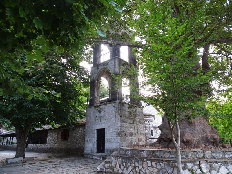 Agia Marina church at Kissos village