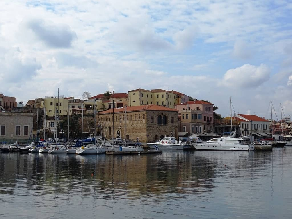 Grand Arsenal Chania - things to do in Chania Crete
