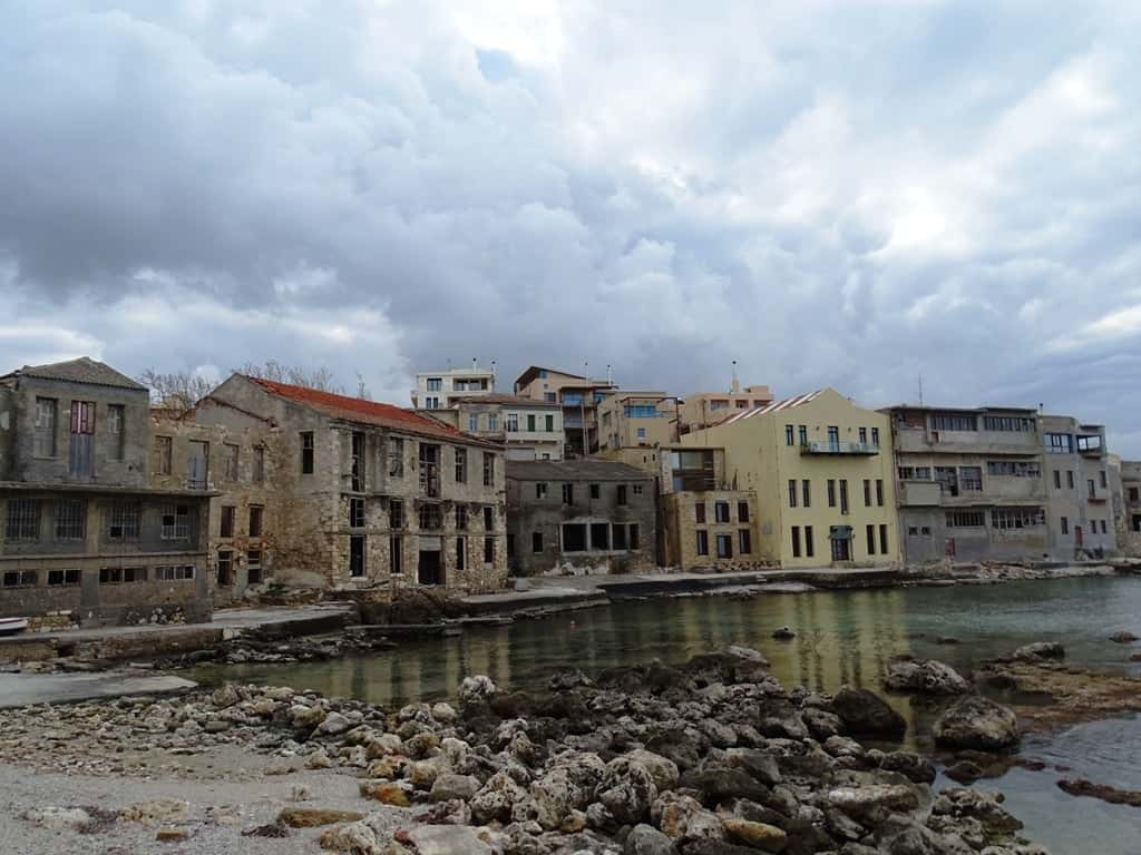 The area of Tabakaria in Chania - things to do in Chania Crete