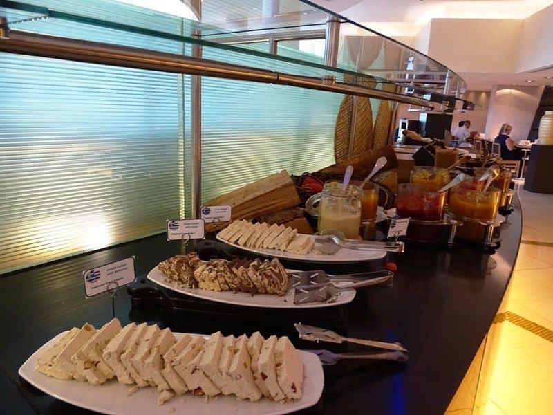 breakfast at Hilton 1