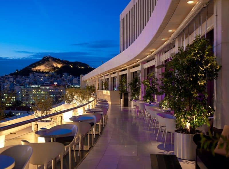 Les Meilleurs Bars Rooftop D Ath 232 Nes Travelpassionate Com