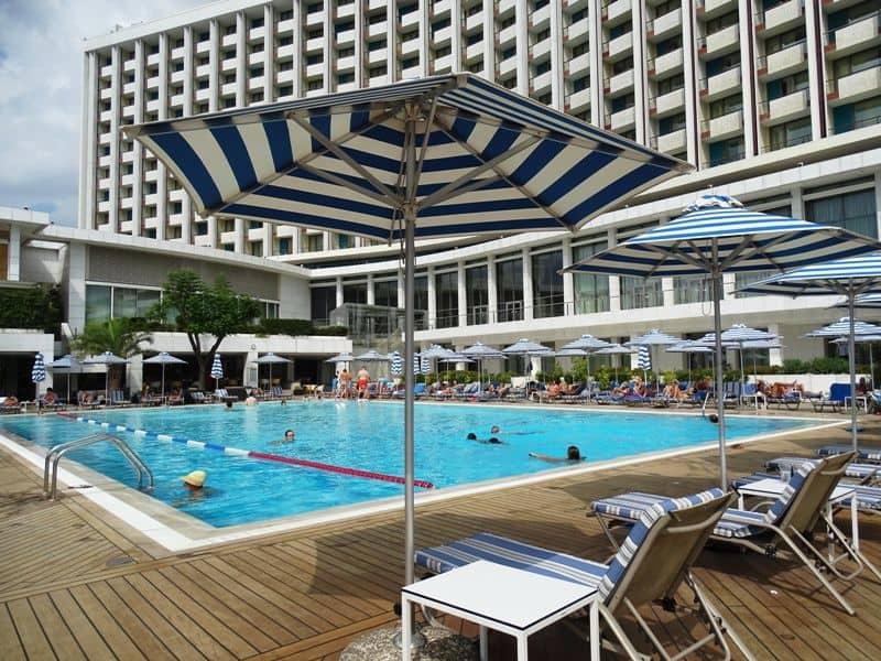 Hilton Hotel Santorini