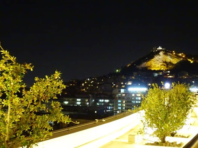 view-from-Galaxy-bar-Hilton-Athens