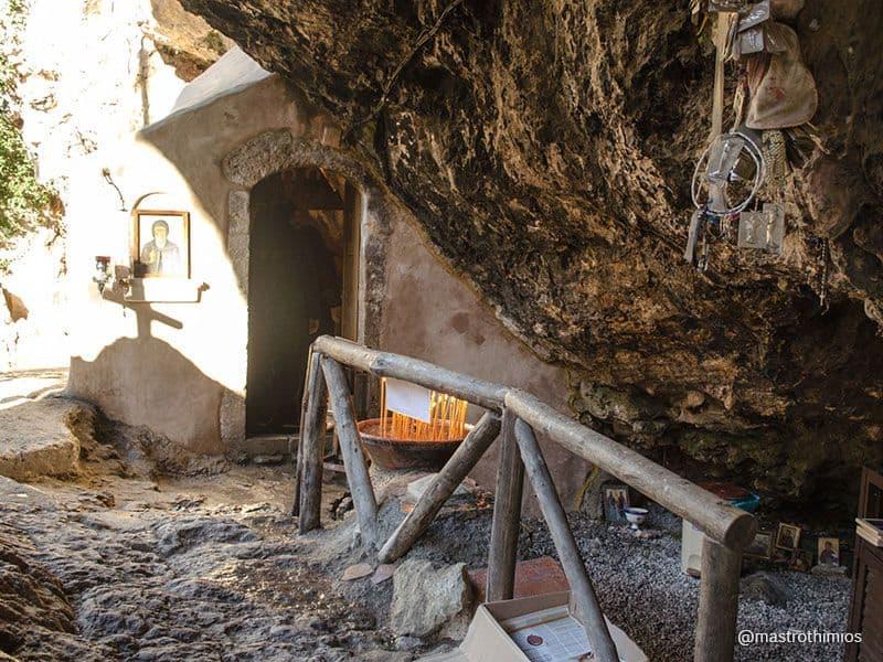 Agios Antonios Rethymno Crete