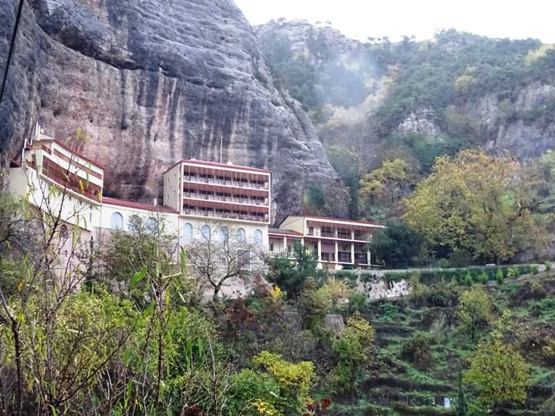 monastery of Mega Spilaio