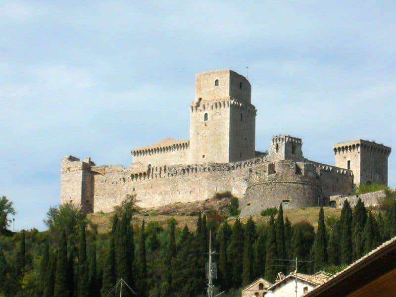 Assisi_Castle Italy