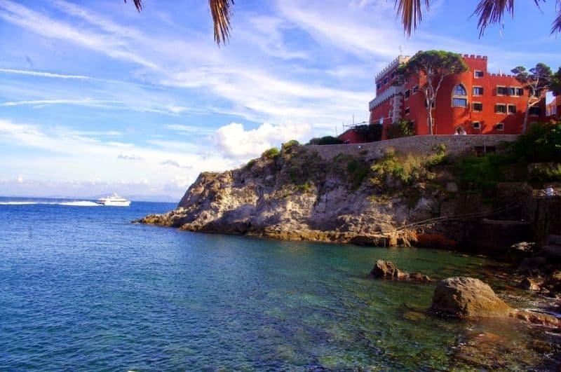 Ischia-Island Italy