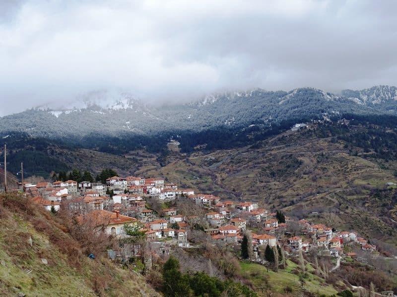 Metsovo village