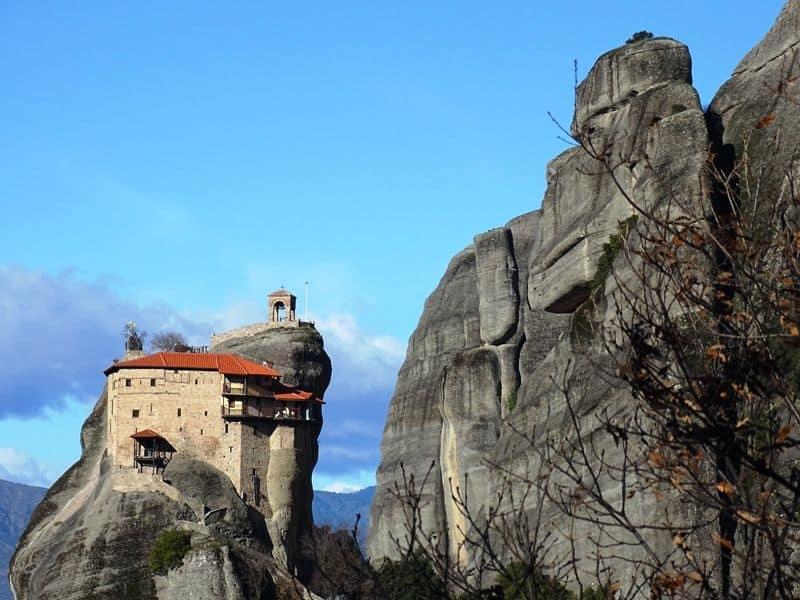 Nikolaos-Anapafsas-Monastery-in-Meteora