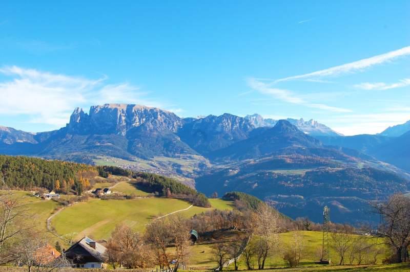 North Italy Bolazano