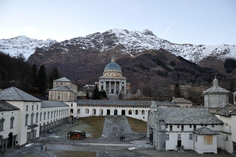 Santuario-di-Oropa,-Biella Italy